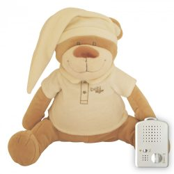 Doodoo beige bear + Spare plush toy