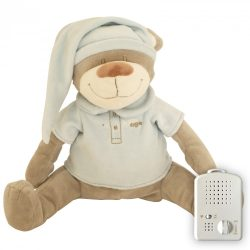 Doodoo blue bear + Spare plush toy