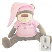 Doodoo pink bear + Spare plush toy