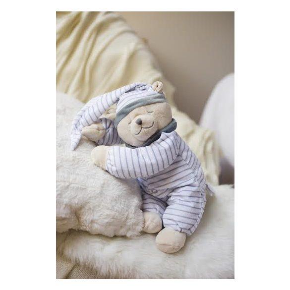 Doodoo grey striped bear