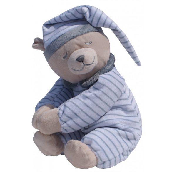 Doodoo grey striped bear spare plush toy