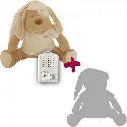 Doodoo beige dog + Spare plush toy