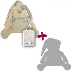 Doodoo blue dog + Spare plush toy