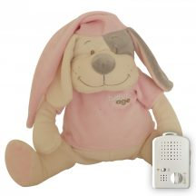 Doodoo pink dog spare plush toy