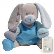 Doodoo blue bunny + Spare plush toy