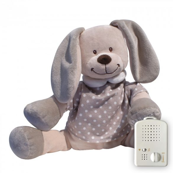 Doodoo dotted bunny + Spare plush toy
