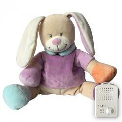 Doodoo purple bunny spare plush toy