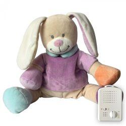 Doodoo purple bunny