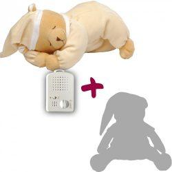 Doodoo vanilla bear / without lamp + Spare plush toy