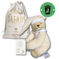 Doodoo vanilla bear spare plush toy / without lamp