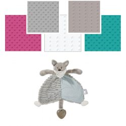 Foxy Mini + bébitakaró csomagban