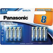 Panasonic AA battery (8 pcs)