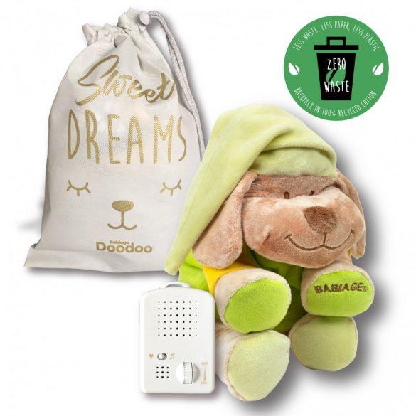 ELŐRENDELHETŐ - VÁRHATÓ ÉRKEZÉS: 2021.08.15. Doodoo kutya zöld