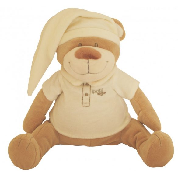 Doodoo beige bear spare plush toy