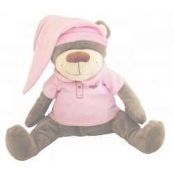 Doodoo pink bear spare plush toy