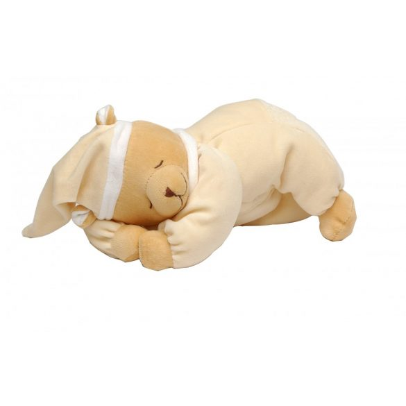 Doodoo vanilla bear spare plush toy / without lamp