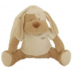 Doodoo beige dog spare plush toy