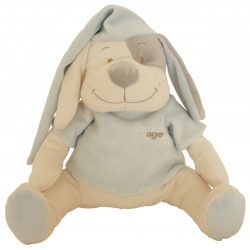 Doodoo blue dog spare plush toy
