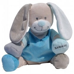 Doodoo blue bunny spare plush toy