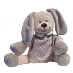 Doodoo dotted bunny spare plush toy