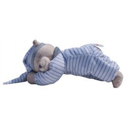 Doodoo grey striped bear spare plush toy