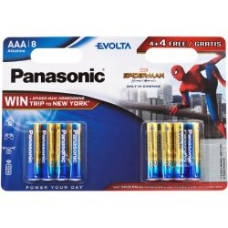 Panasonic AAA battery (8 pcs)